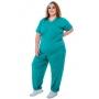 Scrub Confort Jade | Plus Size