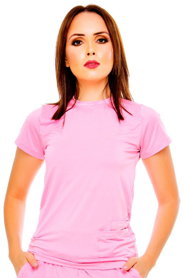 Scrub Blusa Confort Fluor