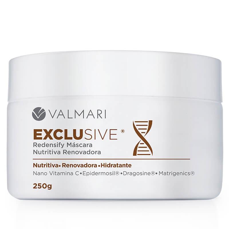 Exclusive Redensify Máscara Nutritiva Renovadora 250g - Valmari
