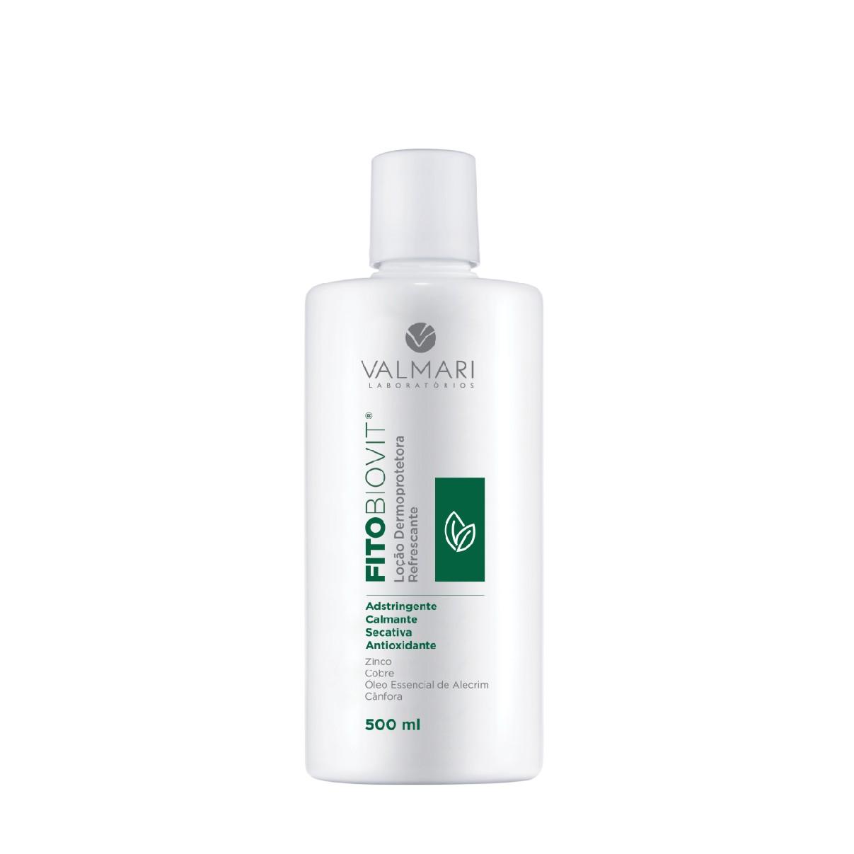 Fitobiovit Loção Dermoprotetora Refrescante 500ml - Valmari