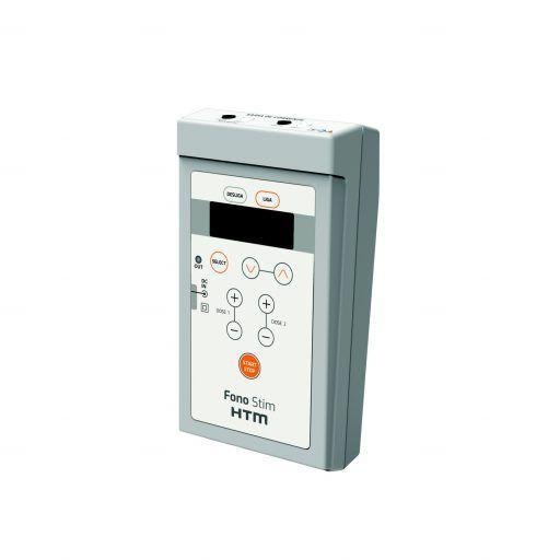Fono Stim HTM – Eletroestimulador Portátil para Fonoterapia