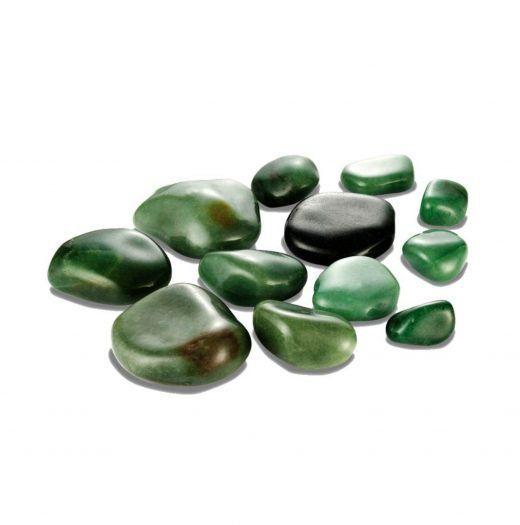 Kit de Pedras Quartzo para Massagem