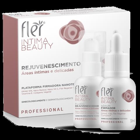 Kit Rejuvenescimento Íntima Beauty - Fler