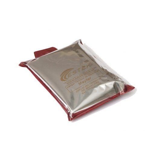 Lençol Térmico de Alumínio Myler 3X1m