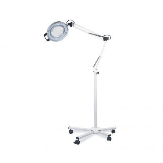 Lupa Tripé de LED