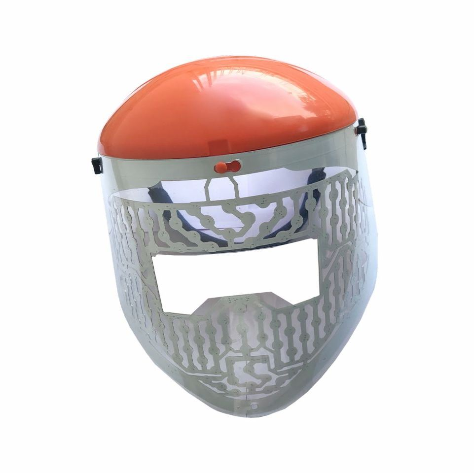 Máscara para Fototerapia LED Facial Soldador para Fluence Maxx - HTM