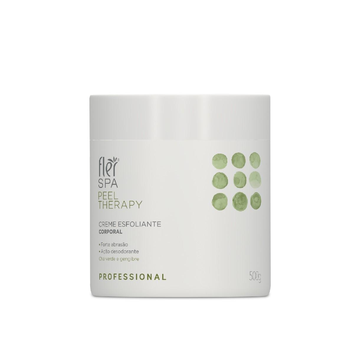 Spa Peel Therapy Creme Esfoliante Corporal 500g - Fler
