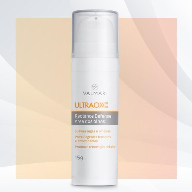Ultraox C Radiance Defense Área dos Olhos 15g - Valmari
