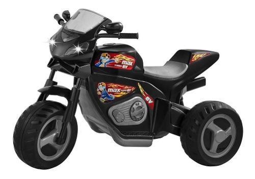Moto Elétrica Turbo 6v Magic Toys