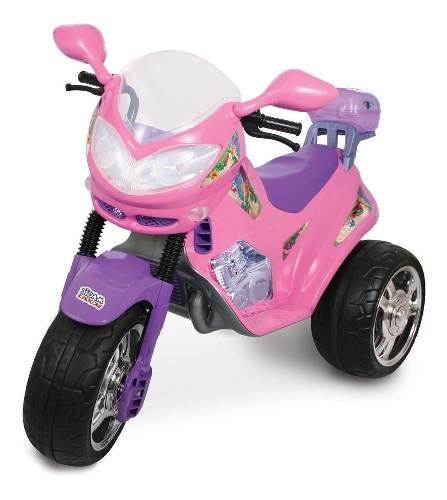 Moto Elétrica Fada Magic Toys