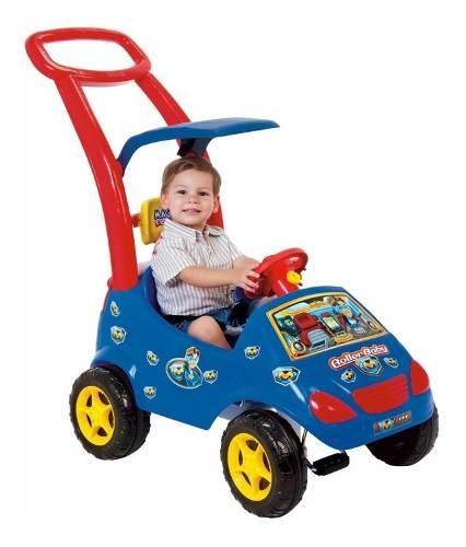 Carrinho De Passeio Roller Baby Versátil Max