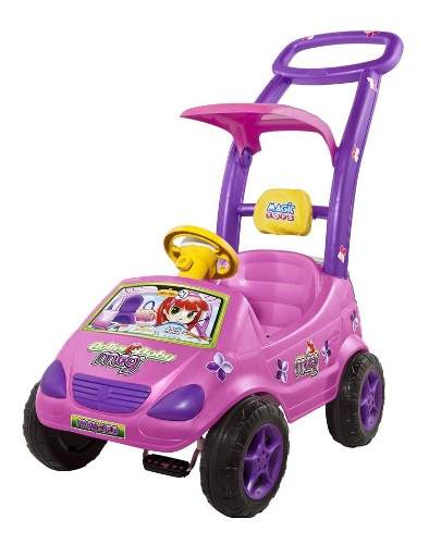 Carrinho De Passeio Roller Baby Versátil Meg