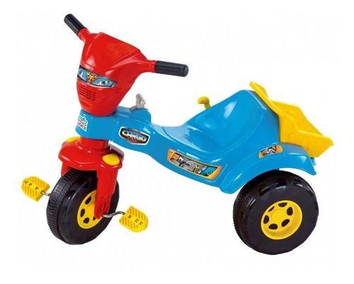 Triciclo Tico Tico Cargo Magic Toys
