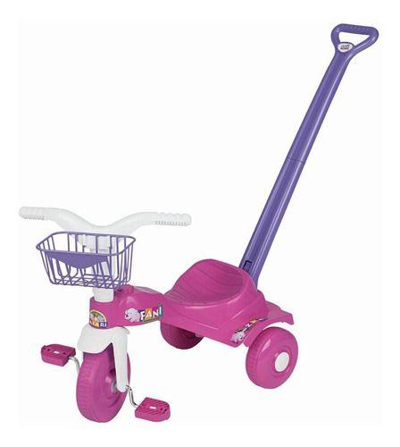 Triciclo Tico Tico Fani Magic