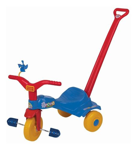 Triciclo Tico Tico Popó Magic Toys