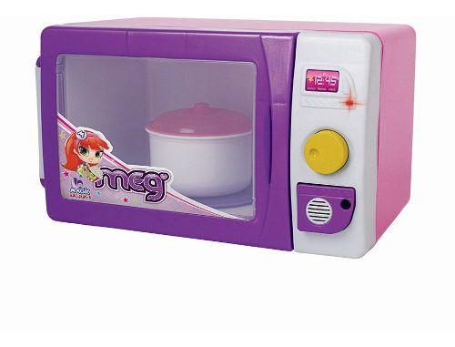 Microondas Com Som Magic Toys