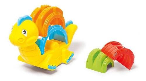 Brinquedo Empilhassauro Calesita