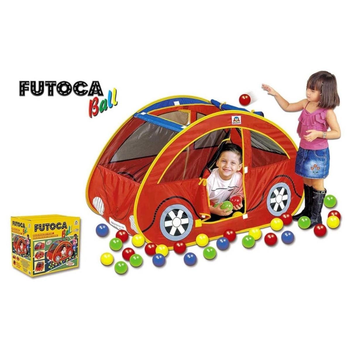 Barraca Infantil Futoca Ball Com 150 Bolinhas Braskit