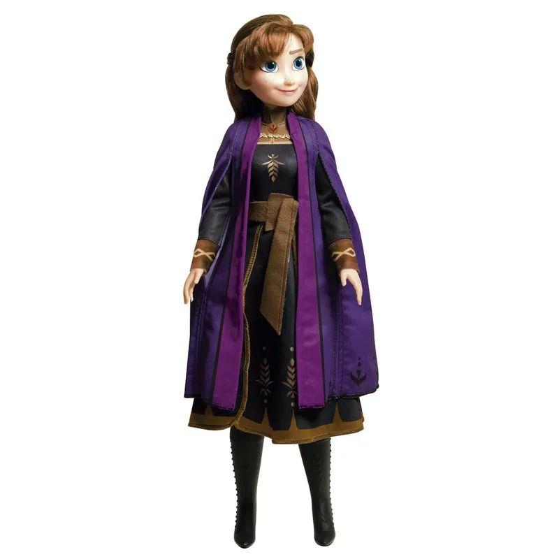 Boneca Anna Frozen 2 Disney Baby Brink