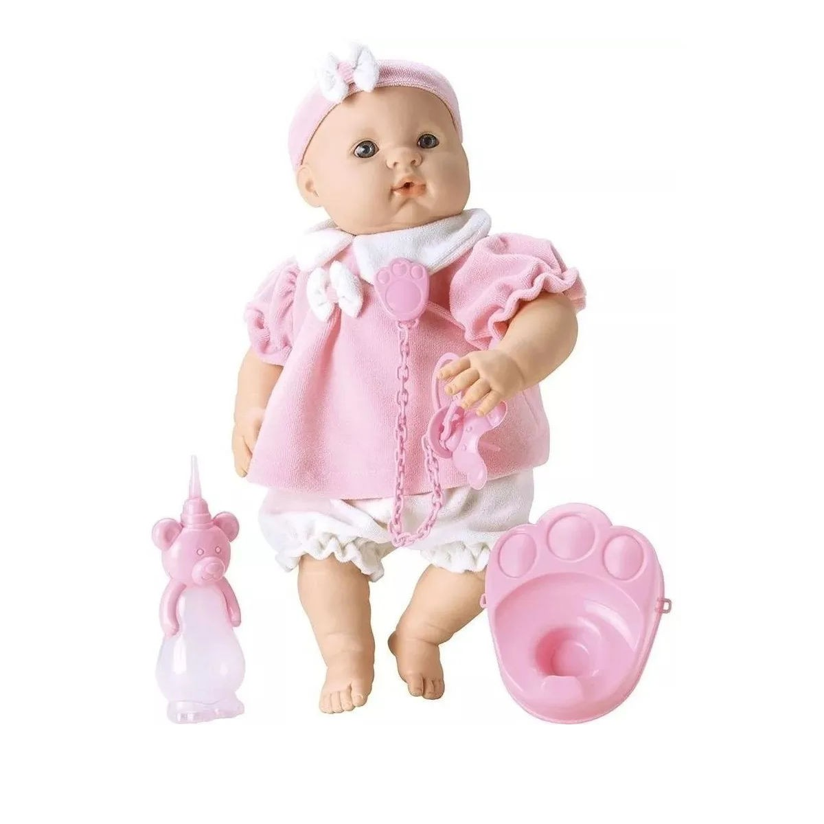 Boneca Bolita Babies Faz Xixi 5383 Roma
