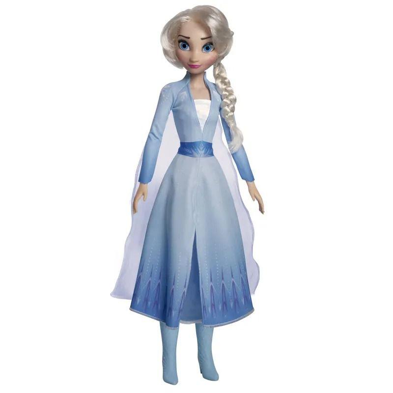 Boneca Elsa Frozen 2 Disney Baby Brink