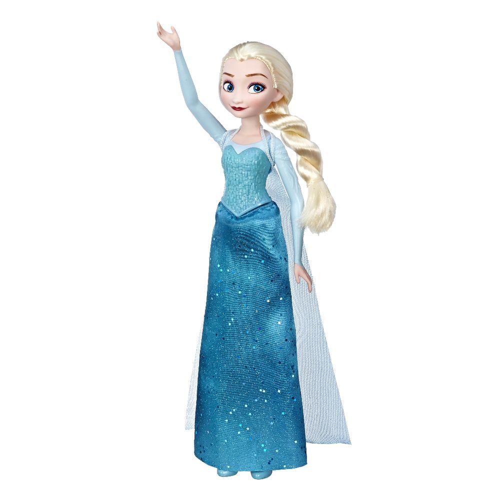 Boneca Elsa Frozen Disney Hasbro