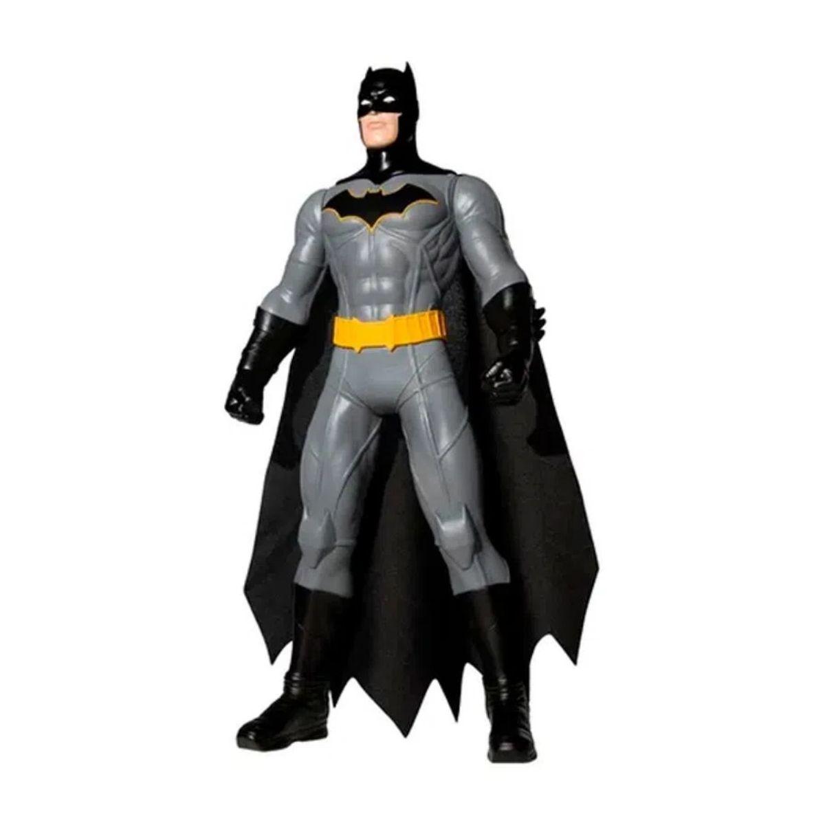Boneco Batman Dc Comics Articulado 40cm