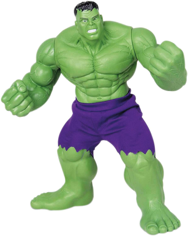 Boneco Hulk Comics Marvel