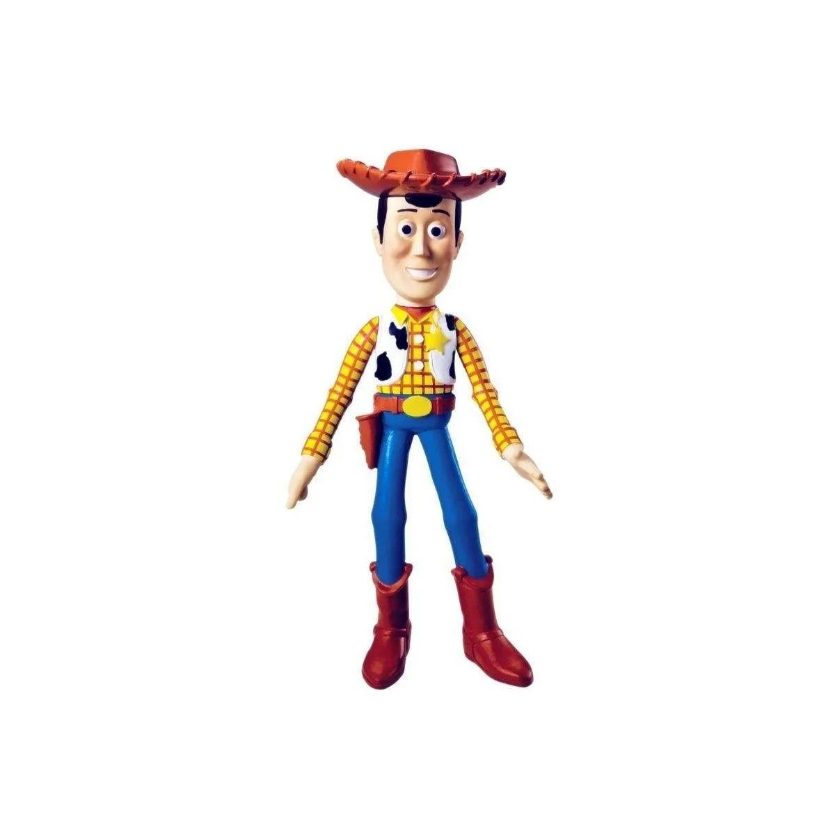 Boneco Vinil Woody Toy Story