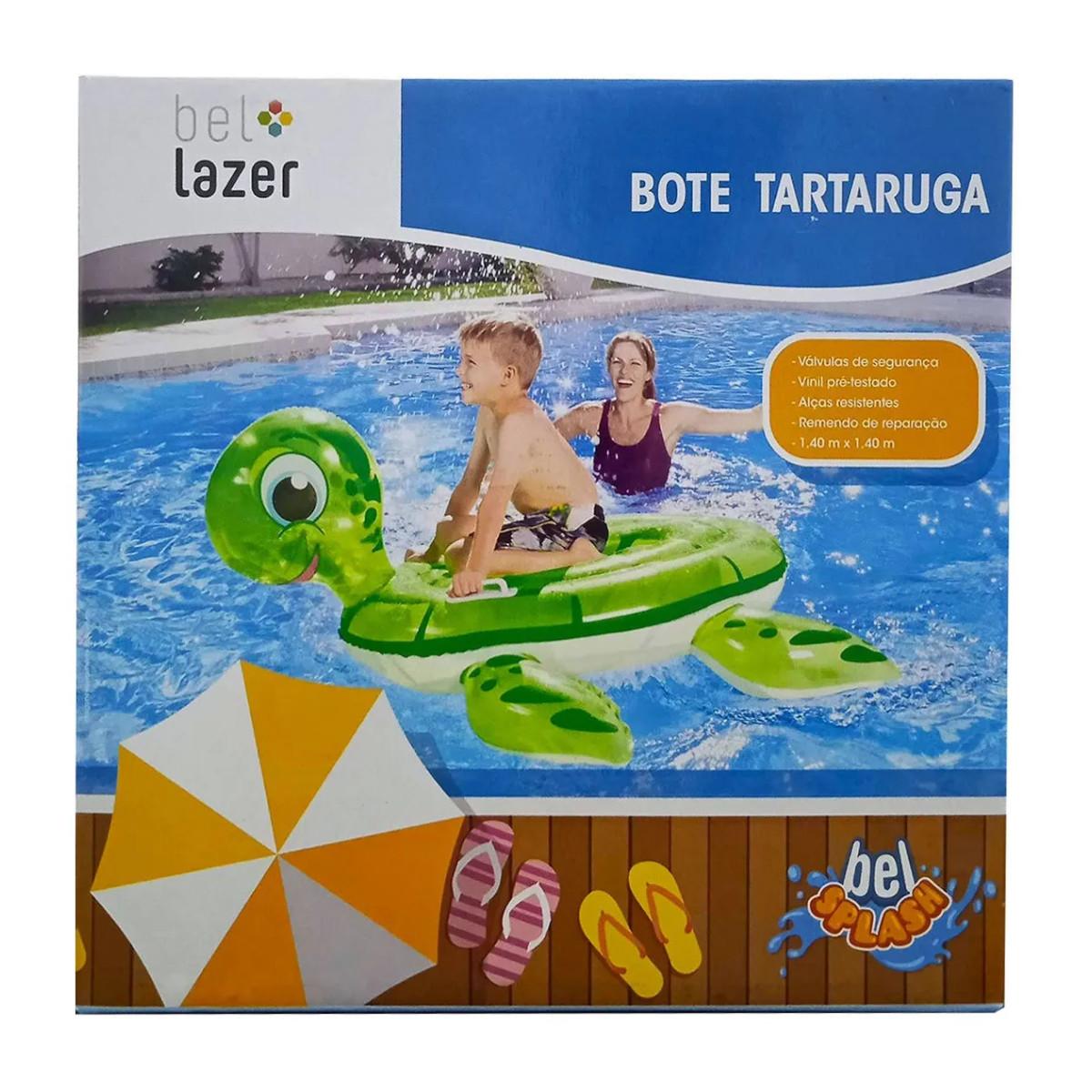 Boia Inflável Infantil Tartaruga