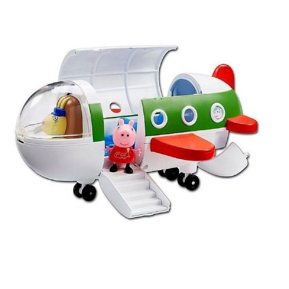 Brinquedo Infantil AVIÃO DA PEPPA SUNNY 2308