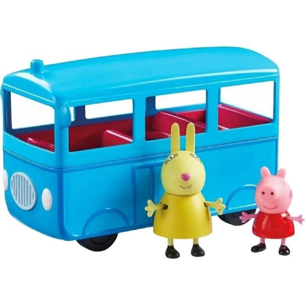 Brinquedo Infantil ÔNIBUS ESCOLAR DA PEPPA SUNNY 2305