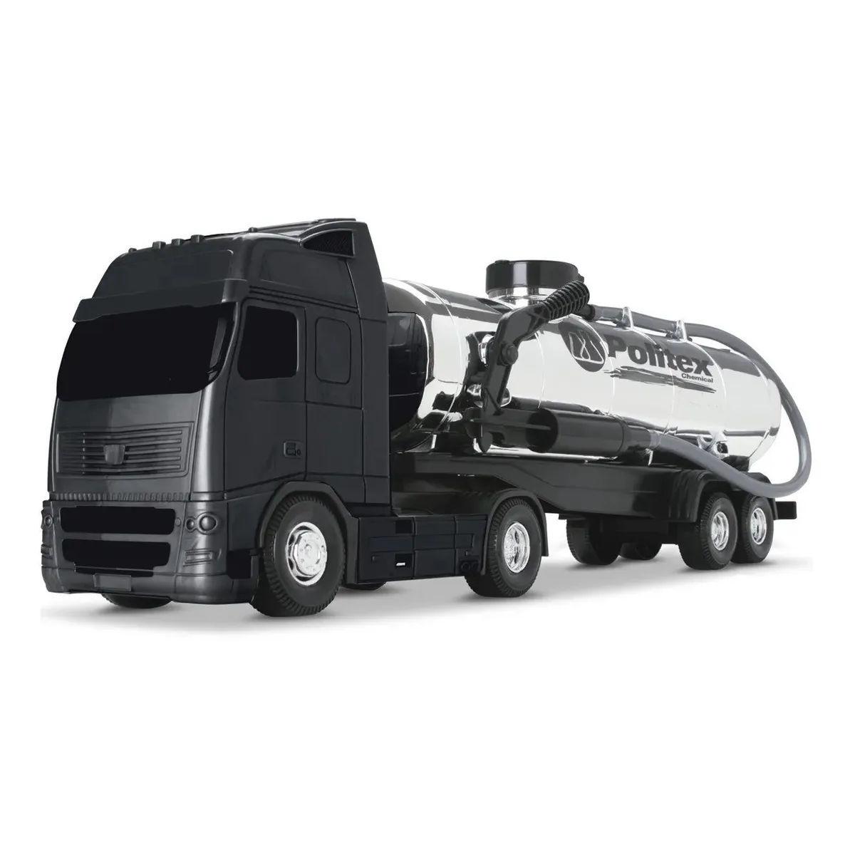 Caminhão Tanque  Voyager Cromado Roma