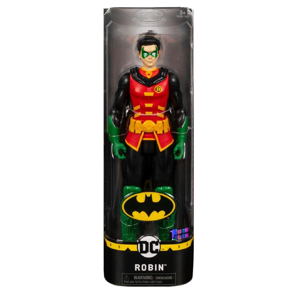 DC Comics BATMAN Boneco De Ação ROBIN Articulado