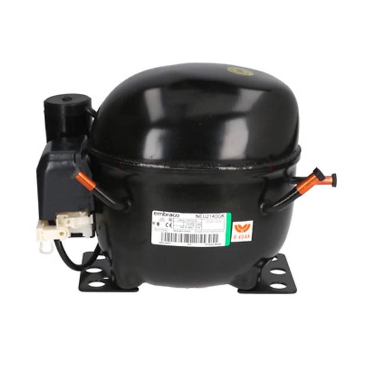 COMPRESSOR 1/2HP R404 220V 1F EMBRACO ASPERA NEU2140GK