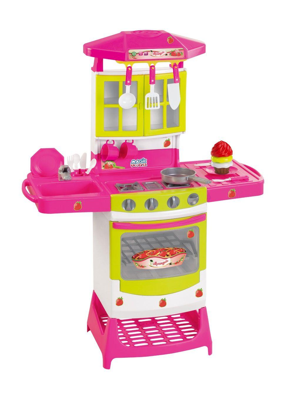 Cozinha Infantil Moranguita Magic Toys