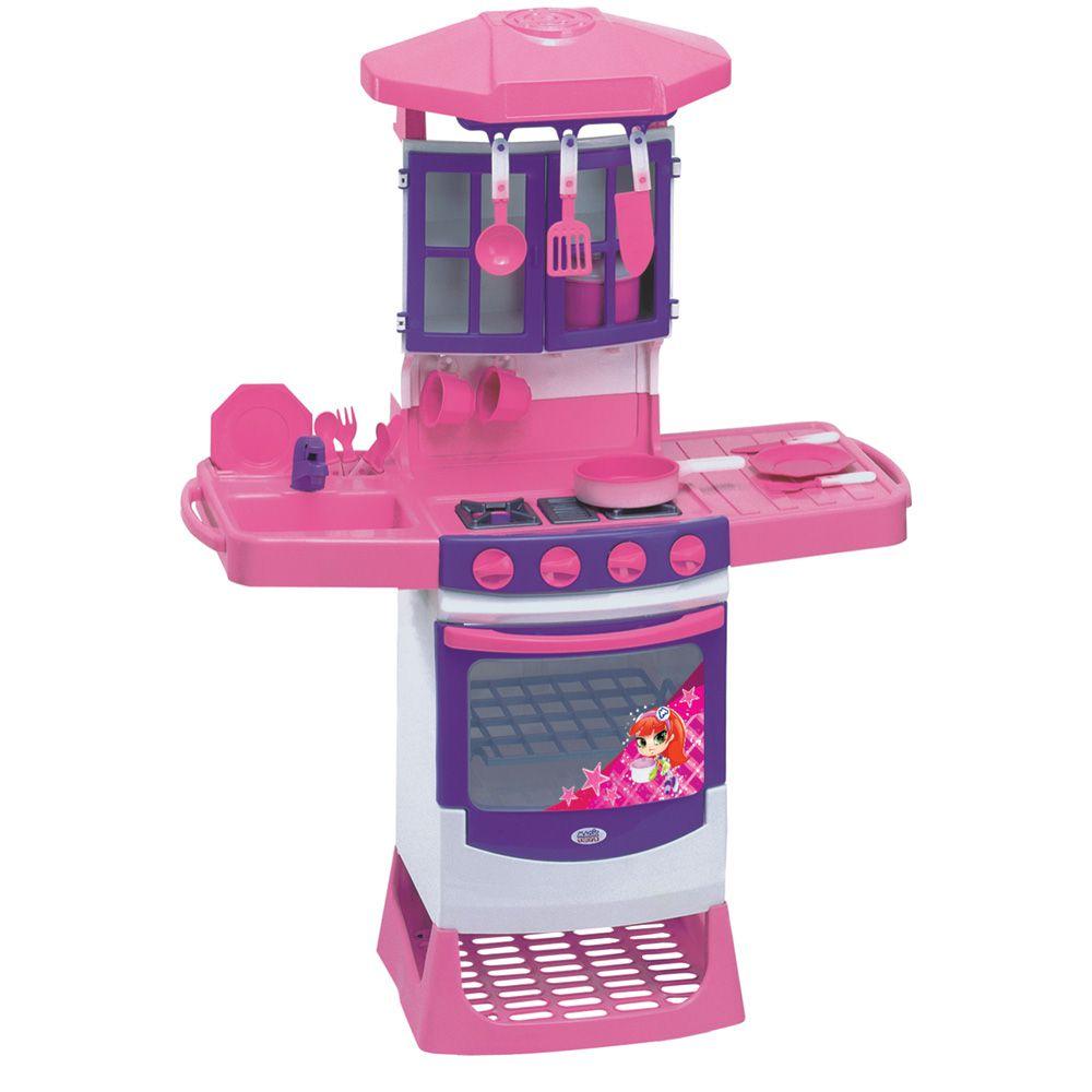 Cozinha Mágica Infantil Magic Toys 8000P
