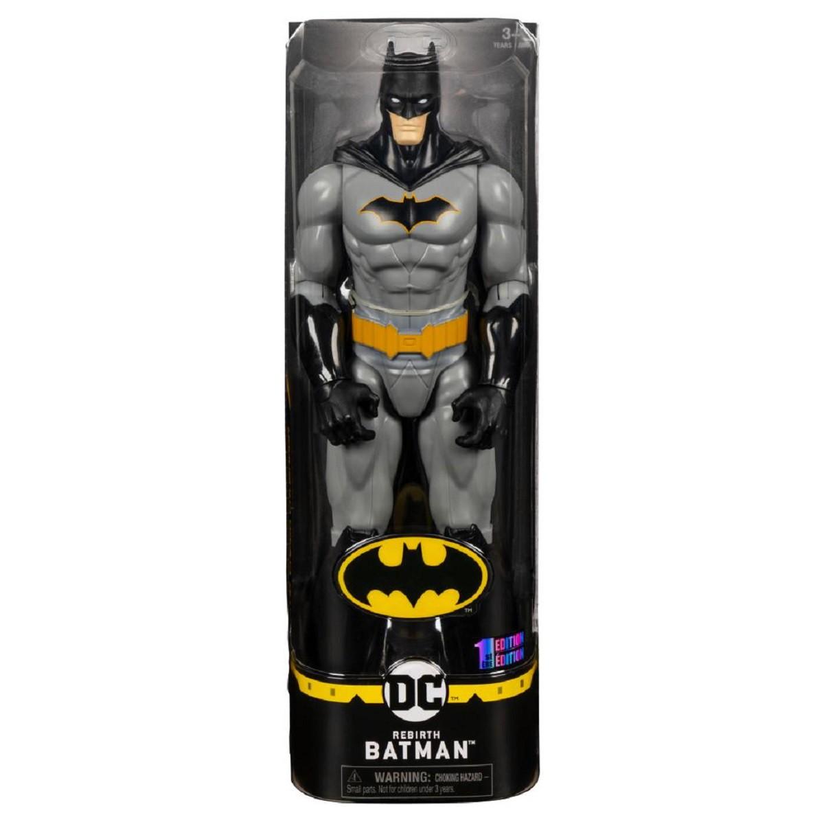 DC Comics BATMAN Boneco De Ação BATMAN Articulado