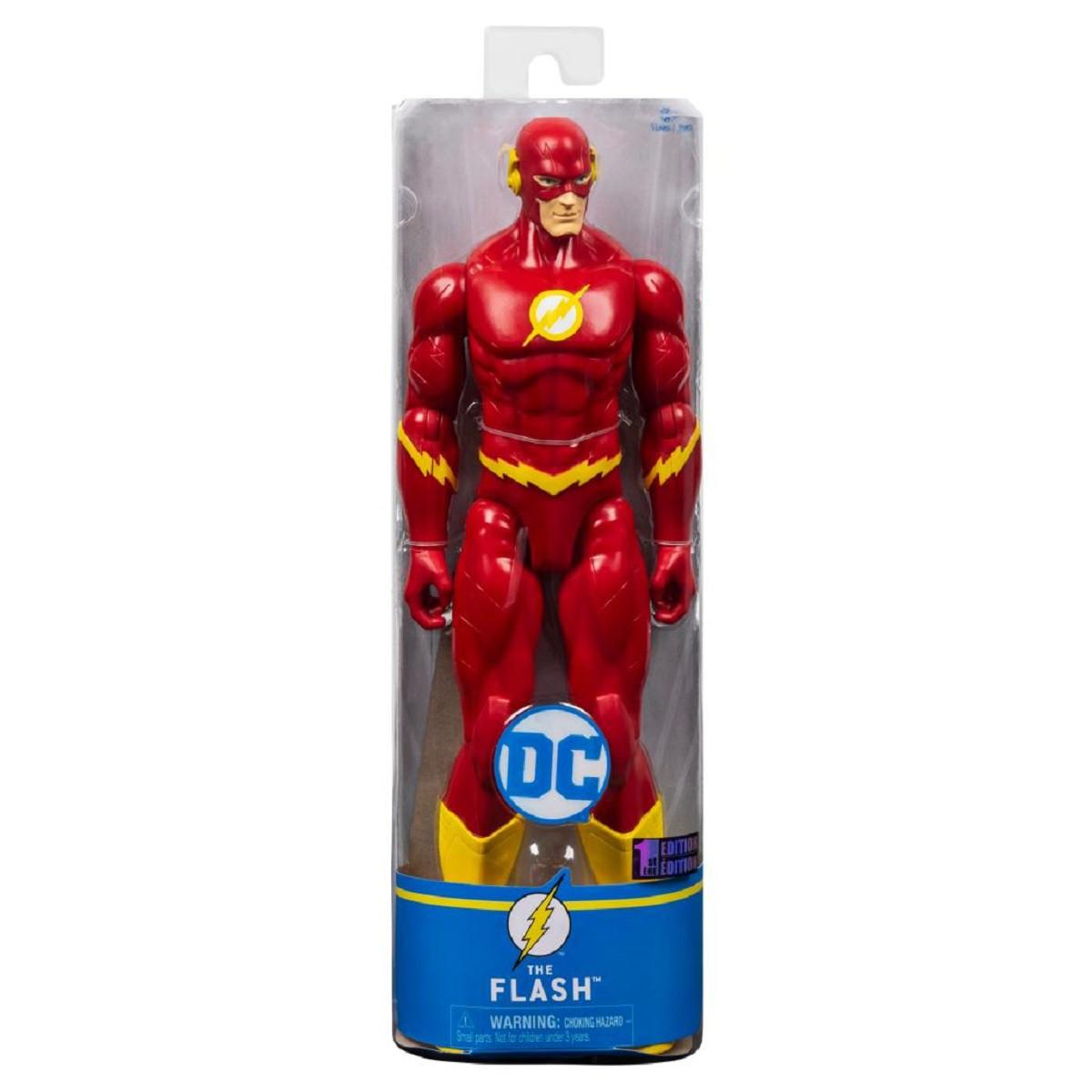 DC Comics LIGA DA JUSTIÇA Boneco De Ação FLASH  Articulado