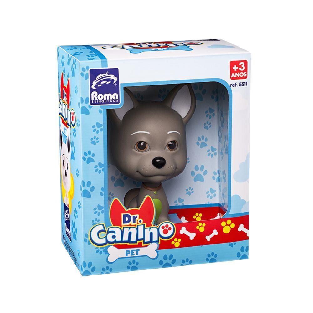 Dr. Canino Pet Cinza Roma