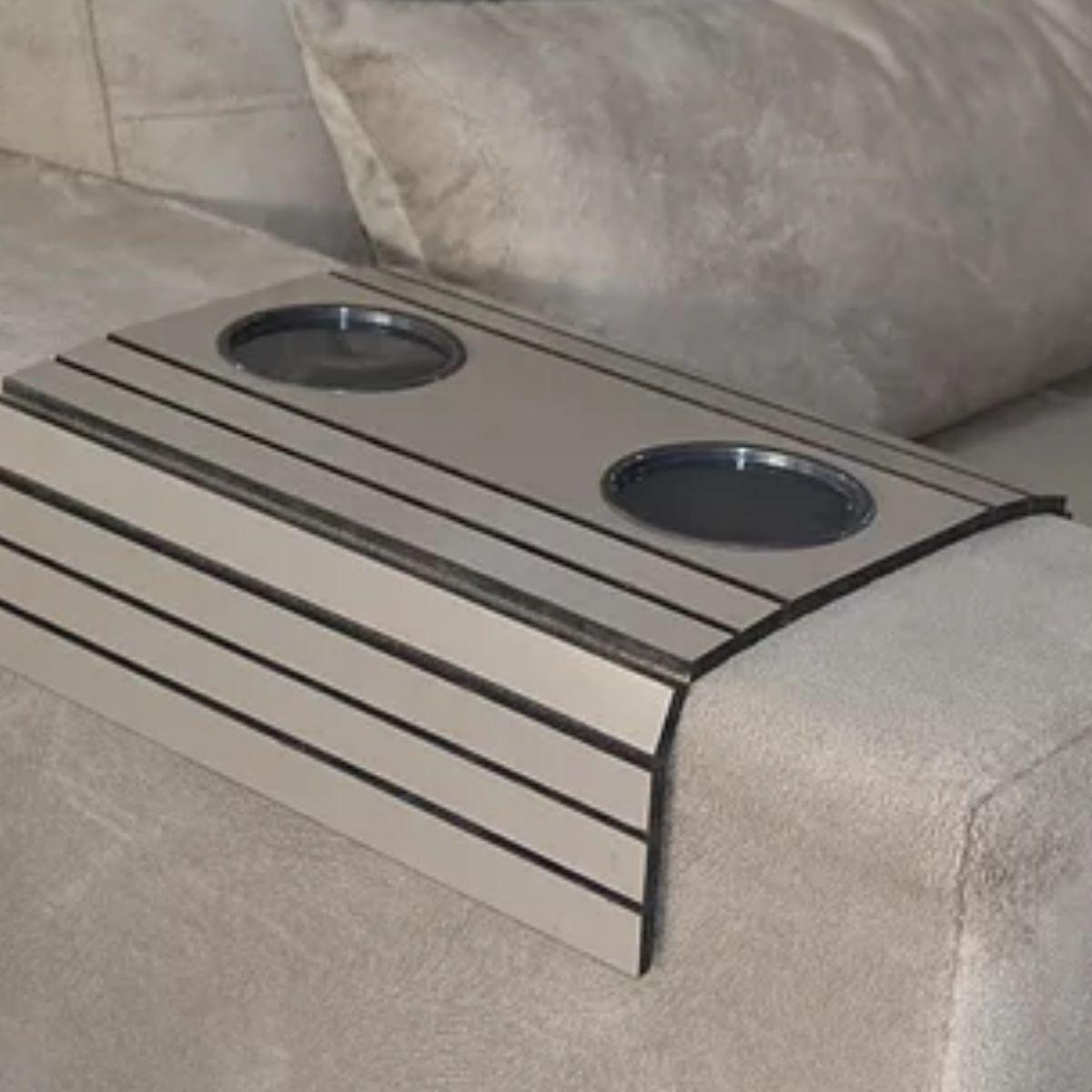 Esteira para Braço de sofá (Nude) 3mm