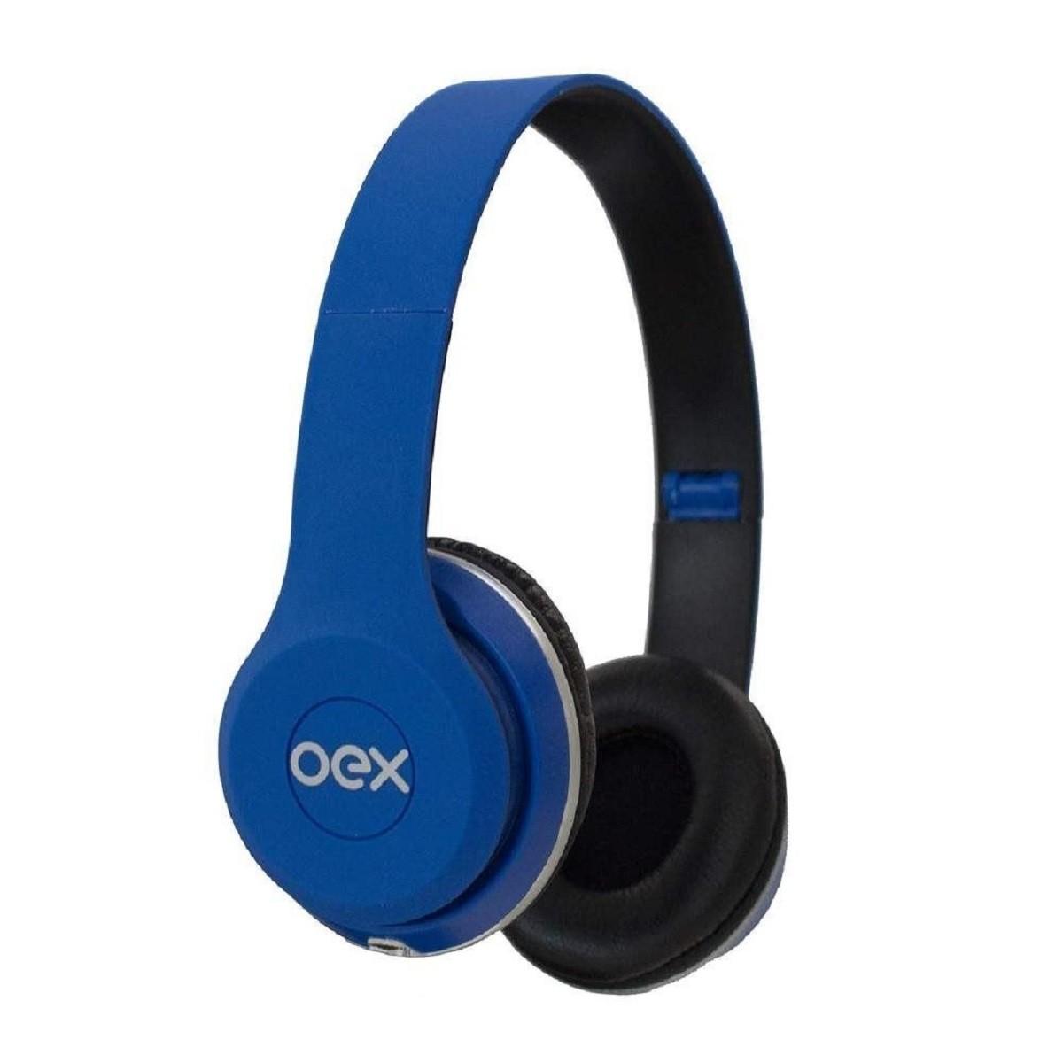 Fone De Ouvido HEADSET STYLE OEX HP-103