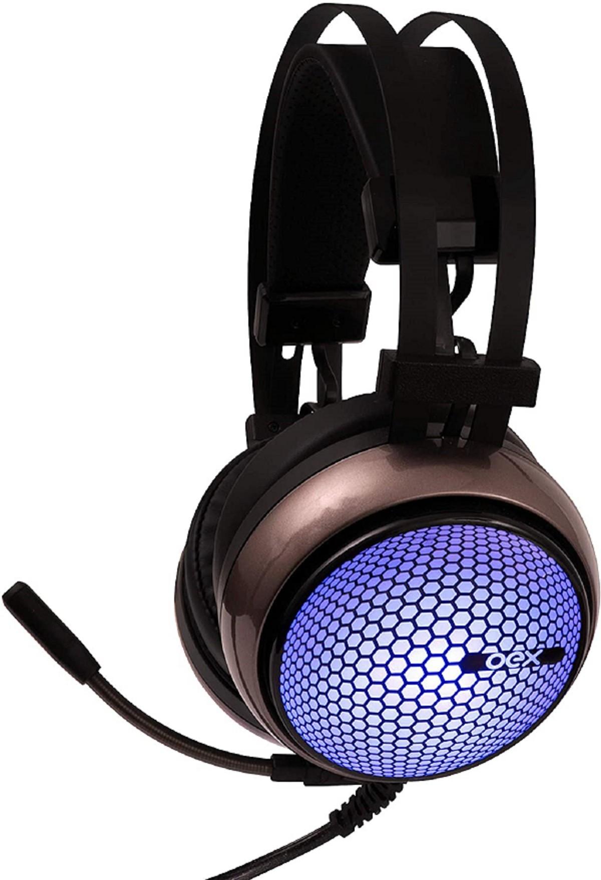 Fone De Ouvido Gamer Headset Para Pc