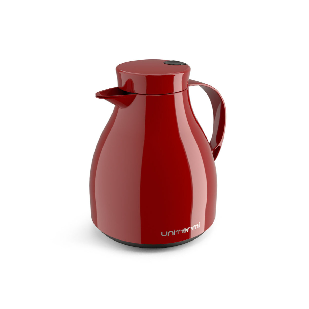 Garrafa Térmica Bule Gatilho 1 Litro Diversas Cores Chá/café