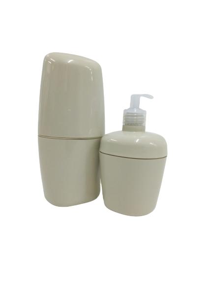 Kit Acessórios Organizador Para Banheiro Lavabo Astra 0096