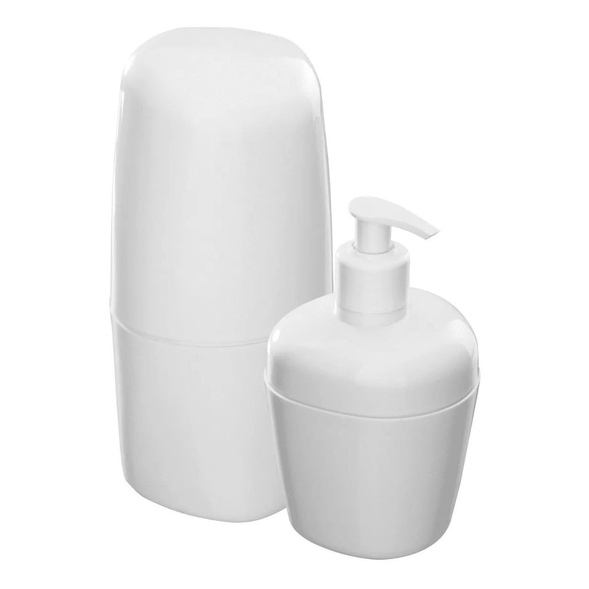 Kit Acessórios Organizador Para Banheiro Lavabo Astra 0198