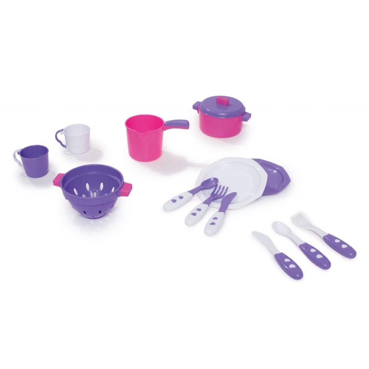 Kit de Cozinha Rosa Calesita