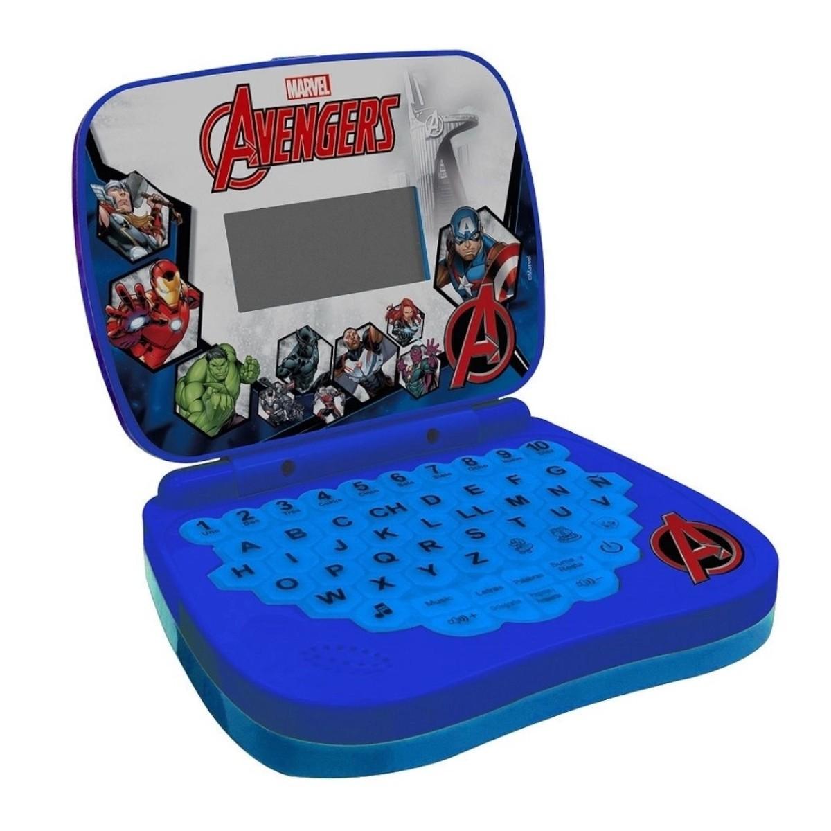 Laptop Infantil Candide Marvel Avengers 5862