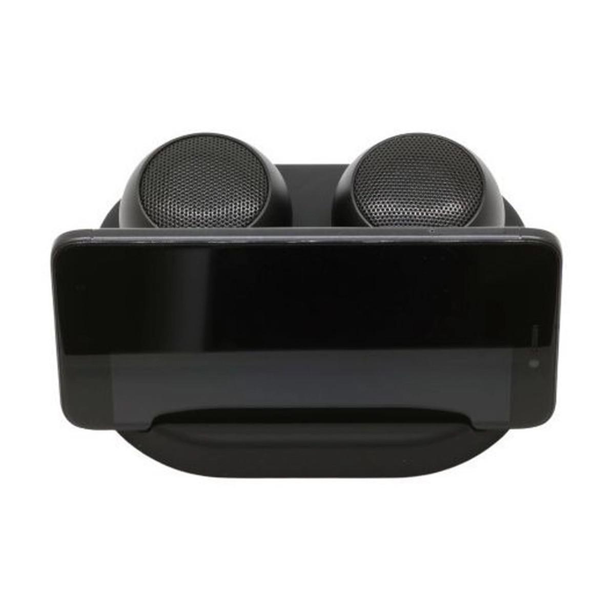 Mini Caixa De Som Gêmeas Speaker YX-K1