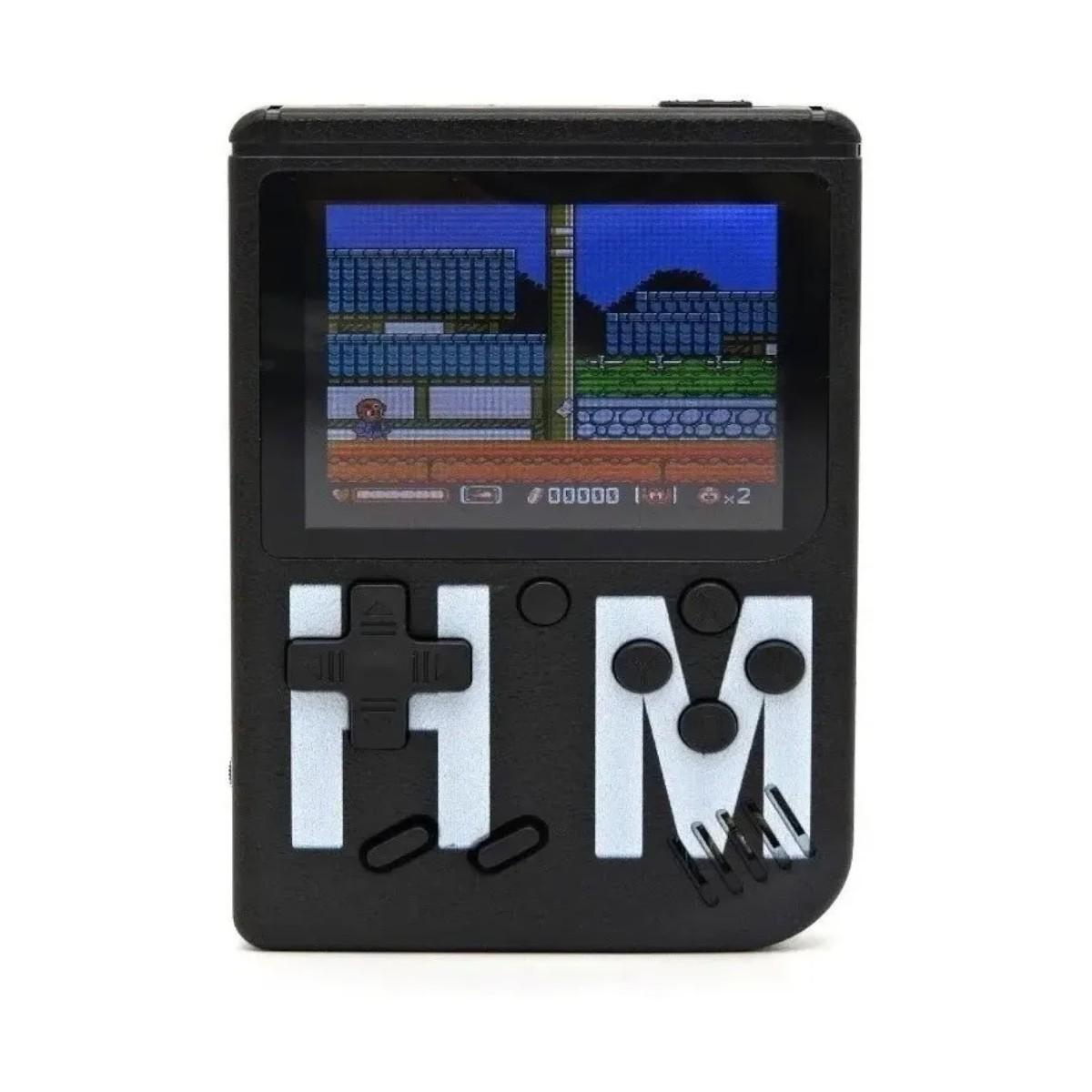 Mini Game Portátil 400 Jogos Tela Grande H'maston Yxj-02